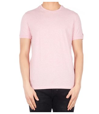 Dsquared2 Dsquared2 : T-shirt round neck D2 Pink
