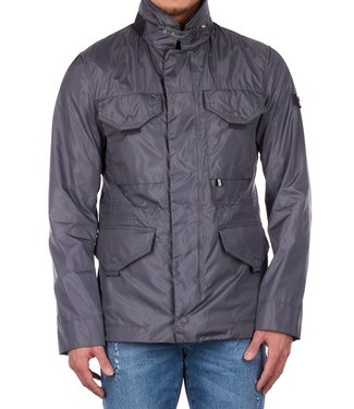 Peuterey Peuterey : Jacket Metal Grey