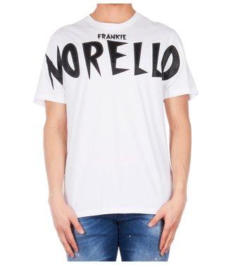 Frankie Morello Frankie Morello : T-shirt Eugenio White-FMCS9133TS