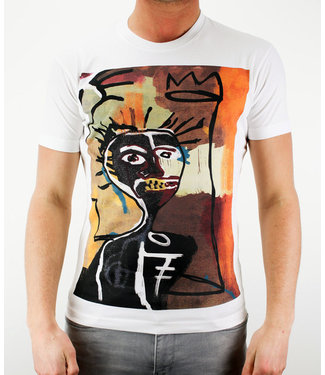 Dsquared2 Dsquared2 : T-shirt Black king White