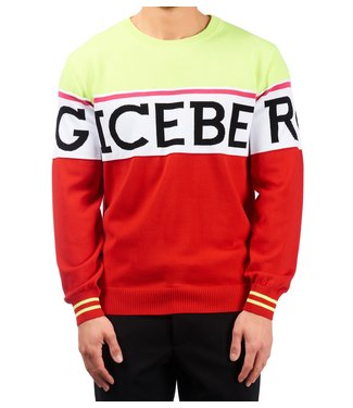 ICEBERG Iceberg:Round neck sweater knitted-A005 7604 0001