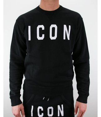 Dsquared2 Dsquared2 : Sweater Icon Black