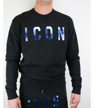 Dsquared2 Dsquared2 : Sweater Icon Black/Blu