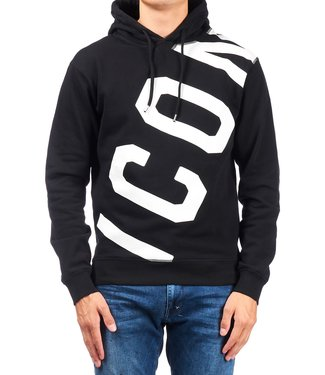 Dsquared2 Dsquared2 : Hoodie Icon big Black