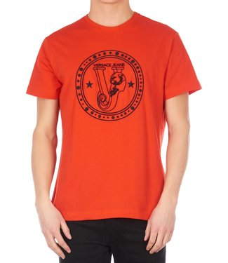 Versace Jeans couture Versace jeans : T-shirt Red
