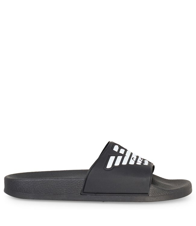 Empori armani Emporio armani : Slides Black