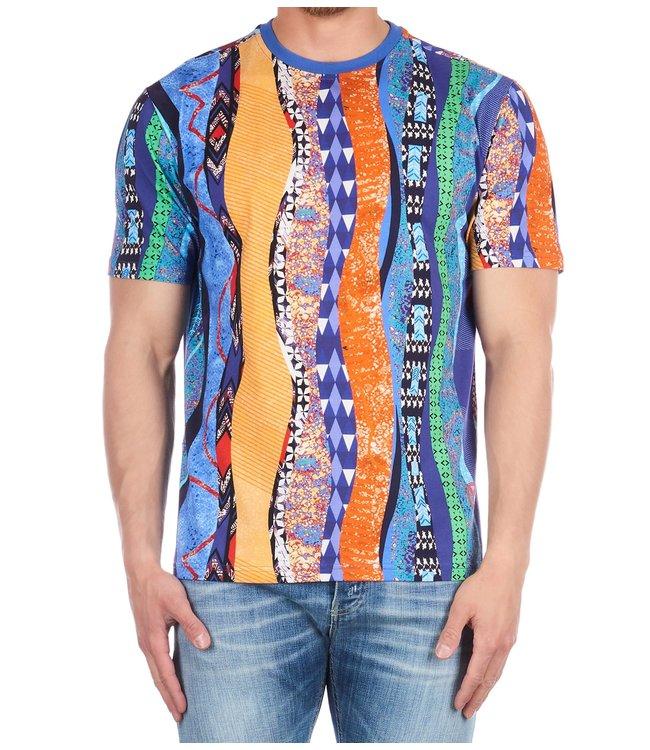 Carlo colucci CARLO COLUCCI : T-shirt multi Colour