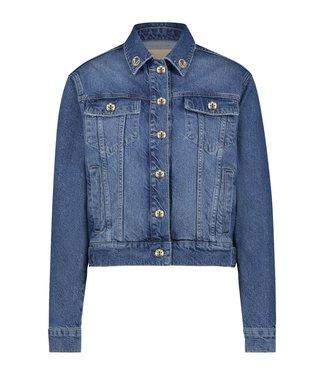Joshv Joshv : Jacket jeans brenda Blue