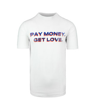 Off the Pitch OTP : T-shirt pay money White