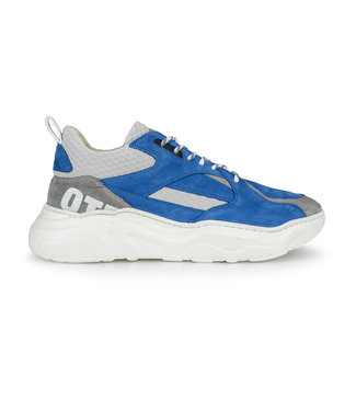 Off the Pitch OTP : Sneaker cross runner Blue