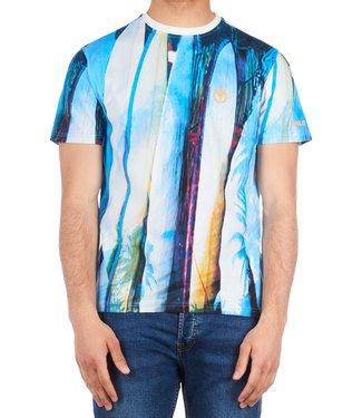 Carlo colucci CARLO COLUCCI : T-shirt multi color