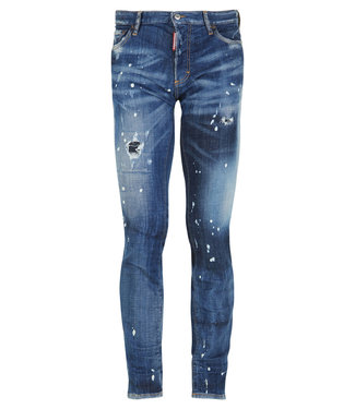 Dsquared2 Dsquared2 : Jeans slim-Blue