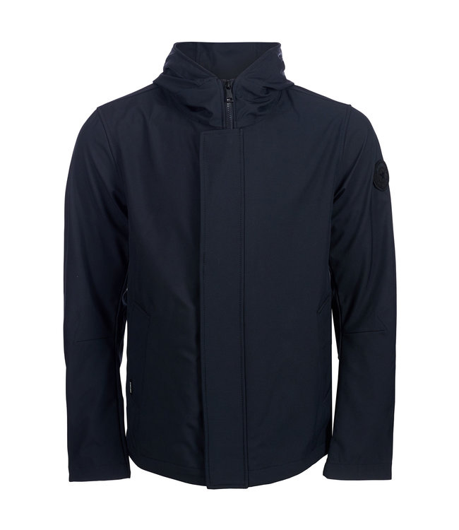 Airforce Airforce : Softshell casual magnet Navy