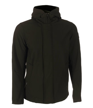 Airforce Airforce : Softshell casual magnet Black