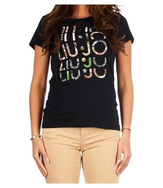 LiuJo LiuJo : T-shirt Black