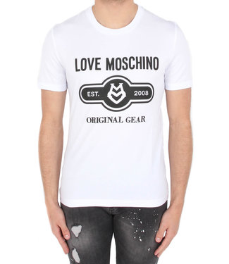Love moschino Love Moschino : Orginal gear White