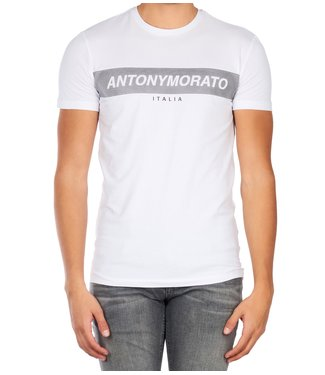 Antony Morato Antony Morato : T-Shirt  front print White