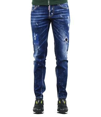 Dsquared2 Dsquared2 : Jeans slim Blue