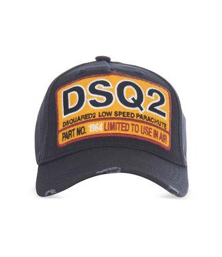 Dsquared2 Dsquared2 : Cap dsq2 Blue