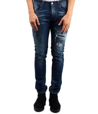 Frankie Morello Frankie Morello : Jeans Lorenzo Blue denim