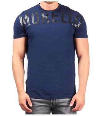 Frankie Morello Frankie Morello :T-shirt Caicai Blue