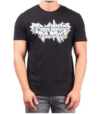 Frankie Morello Frankie Morello :T-shirt Laerte Black