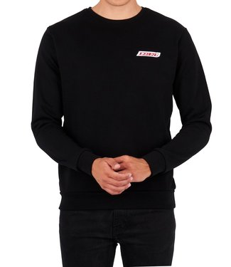 ICEBERG Iceberg : Patch logo Sweater-Black