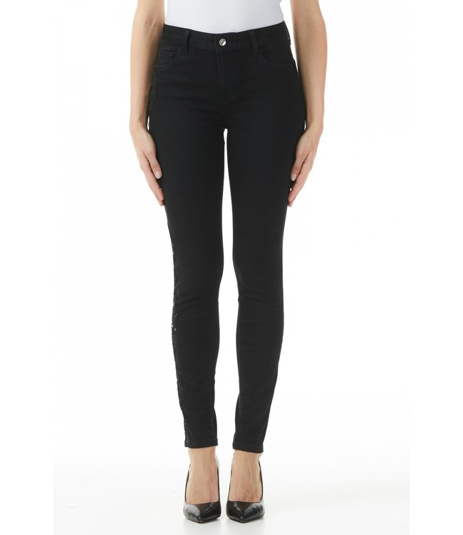 LiuJo LiuJo : Jeans B.up Black ribbon