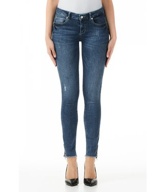 LiuJo LiuJo : Jeans B.up ankle zip Blue