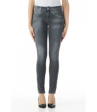 LiuJo LiuJo : Jeans B.up reg.waist Grey