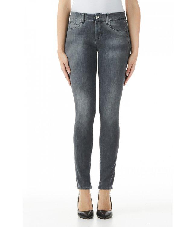LiuJo LiuJo : Jeans B.up reg.waist Grey