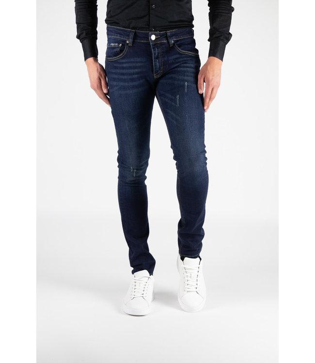 Richesse Richesse : Jeans Morlaix Dark Bleu