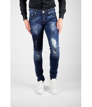 Richesse Richesse : Jeans Toulon Bleu