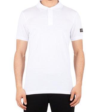 ICEBERG Iceberg : Polo logo-White