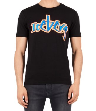 ICEBERG Iceberg : T-shirt logo-Black