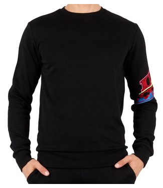 ICEBERG Iceberg : Sweater arm Logo Black