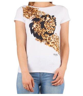 LiuJo LiuJo: T-shirt lion White