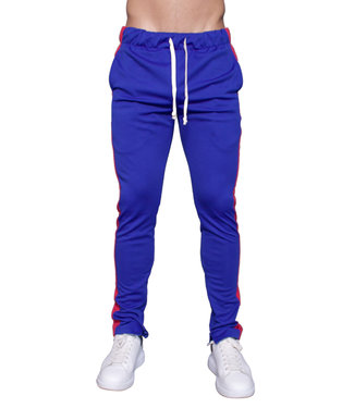Radical Radical : Track pants Blue/Red
