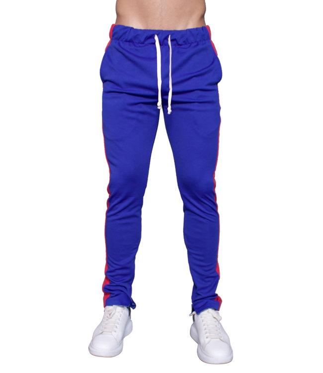 Radical Radical : Track pants Blue/Red
