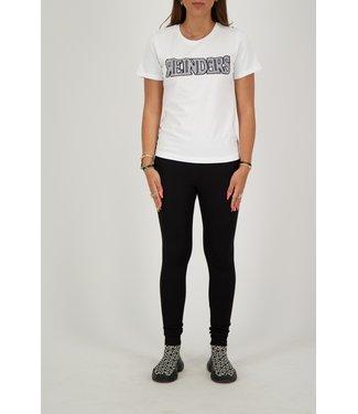 Reinders Reinders : T-shirt Slim Reinders White/Black