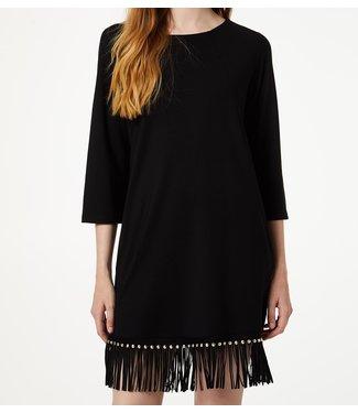 LiuJo LiuJo : Dress Milano basic Black