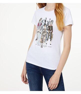 LiuJo LiuJo :T-shirt Fashion White