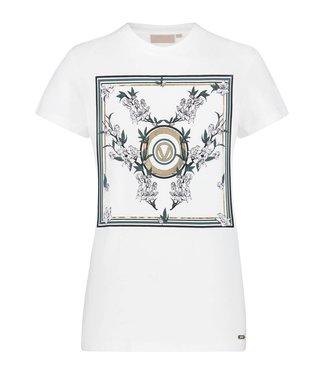 Joshv Joshv  :T-shirt Zoe paradiso Wit