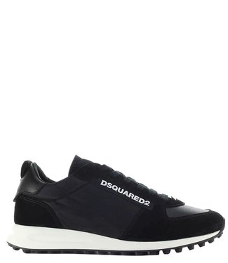 Dsquared2 Dsquared2 : New runner Black