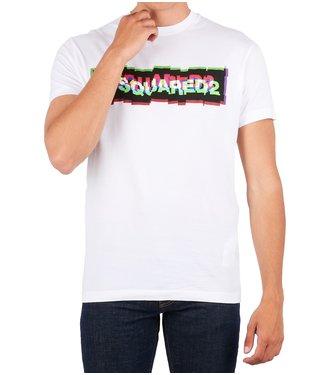 Dsquared2 Dsquared2 : T-shirt  logo White