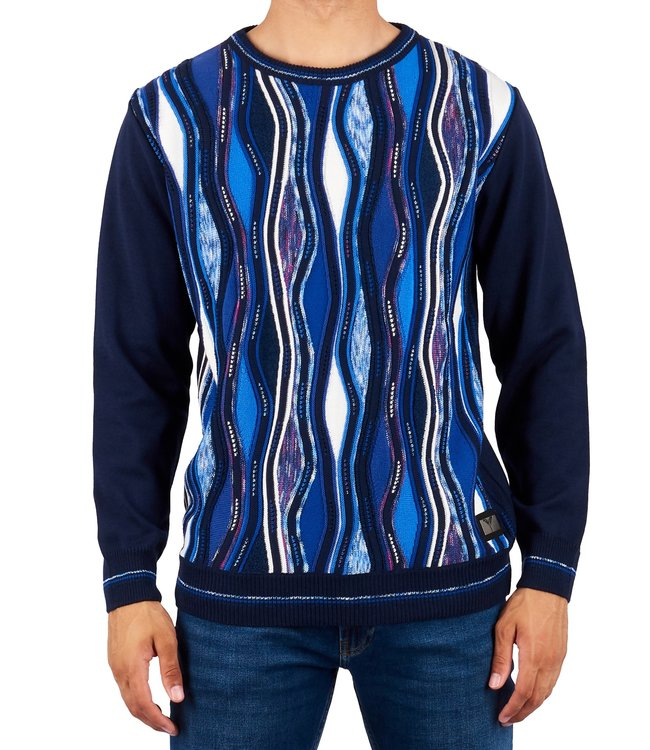 Carlo colucci CARLO COLUCCI : Sweater Blue-