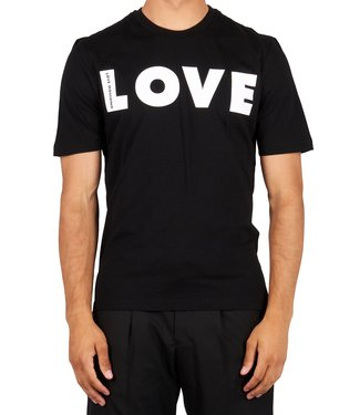 Love moschino Love Moschino : T-shirt Love Black