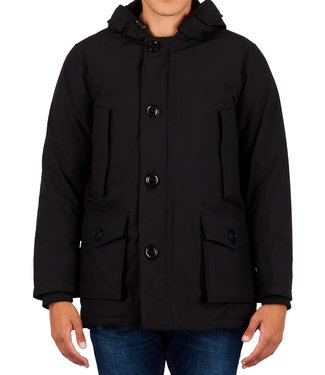 Airforce Airforce : Classic parka T.Soft shell Black