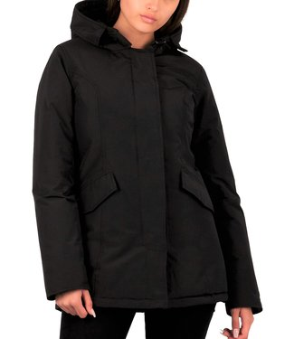 Airforce Airforce : 2 pocket parka HRW0425-Black