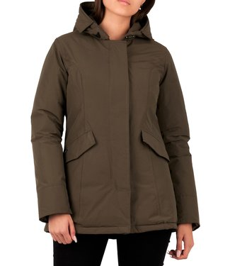 Airforce Airforce : 2 pocket parka HRW0425-Olive